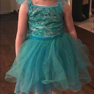Toddler dress/costume